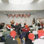 伊丹婦人共励会 クリスマス会 2012年